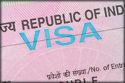 ویزای توریستی هندوستان