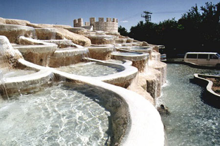پاموک کاله (پاموک قلعه)