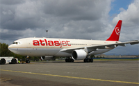پرواز هواپیمایی اطلس گلوبال