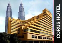 هتل کروس کوالالامپور