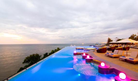 هتل رویال کلیف بیچ پاتایا (19)