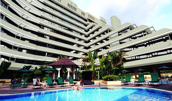 هتل کروس مالزی (8)