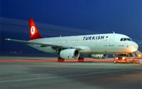 پرواز هواپیمایی ترکیش