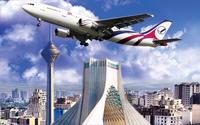پرواز ایرباس 600-300 هواپیمایی معراج