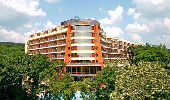 هتل اطلس وارنا