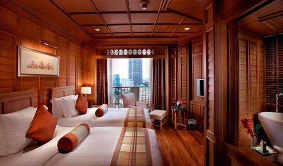 هتل دوسیت تانی بانکوک