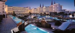 گردشی در هتل مردان پالاس
