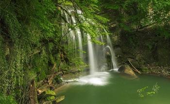 آبشار-تیرکن