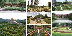 باغ استوایی نانگ نوچ در تور تایلند