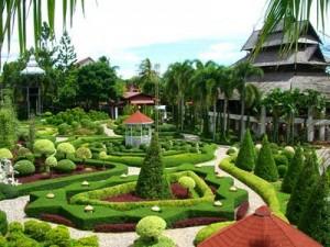 باغ استوایی نانگ نوچ ـ تایلند