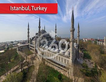 تور مجازی استانبول
