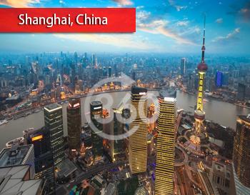 تور مجازی شانگهای