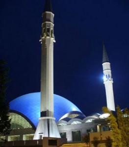 مسجد شاکرین
