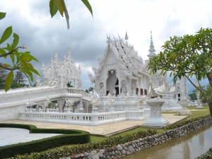 معبد سوان داک ـ تور تایلند