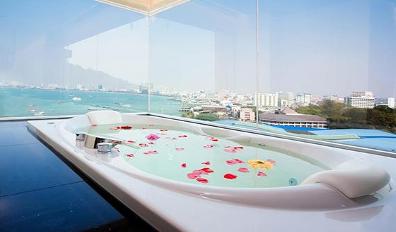 هتل بالی های بی پاتایا