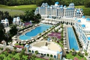 هتل روبی پلاتینیوم آلانیا