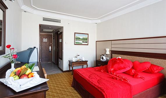 هتل گرند هابر آنتالیا