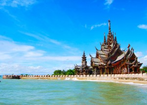 پارک چالوئم فراکیات در تور تایلند