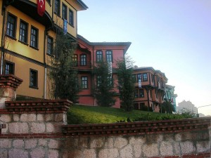 شهر رویایی اسکی شهر در ترکیه