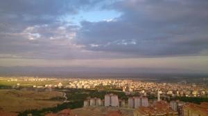 شهری در کوهپایه ها، ملطیه