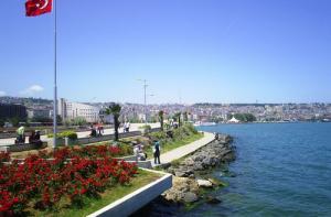 شهری دیدنی و زیبا در ترکیه : سامسون