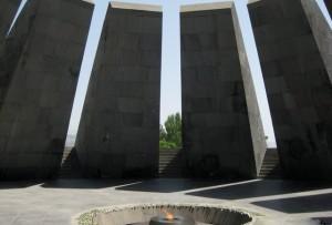 بنای یاد بود قتل عام ارامنه