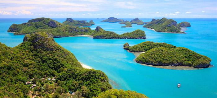 جایی که در تور تایلند تا به حال ندیده اید!