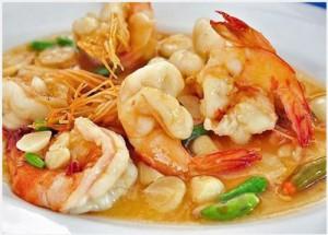 تور تایلند به معرفی چند غذای تایلندی می پردازد!