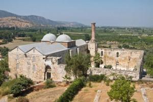 مسجد عیسی بیگ در تور کوش آداسی
