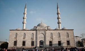 مسجد ینی در استانبول