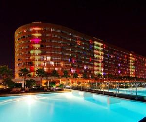 اقامت در هتل کروانسرای لارا با تور آنتالیا