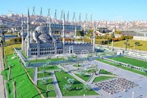 پارک مینیاتورک را در تور استانبول از دست ندهید!
