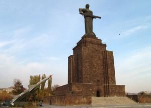 پارک ویکتوری در تور ارمنستان
