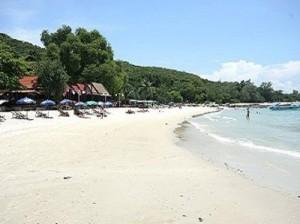 جزیره کوفایی در تور تایلند