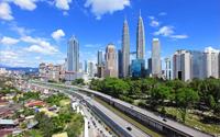 گشت شهری در کوالالامپور