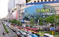 گشت شهری در بانکوک