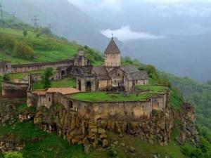 آمبرد قلعه ای در ارمنستان