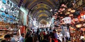 بازارهای استانبول کجا هستند؟