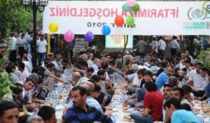 ماه رمضان در ترکیه چه اتفاقی می افتد؟