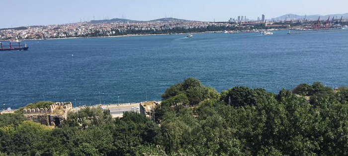 سفری به شهری ساحلی و زیبا، استانبول