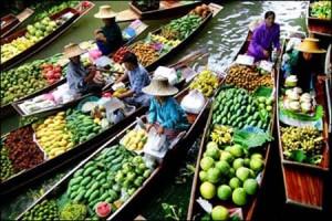 از شنبه بازار  در تور تایلند شنیده اید؟