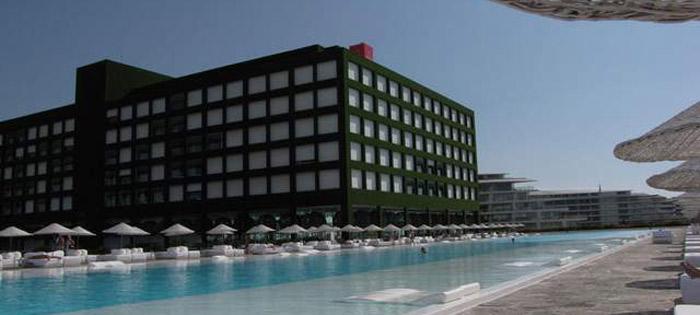 هتل آدم و حوا در تور آنتالیا