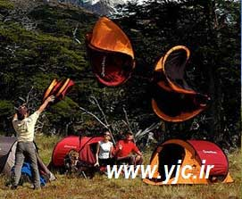 در تور ترکیه، با خود چادر مسافرتی ببرید!