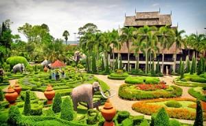 باغ نونگ نوچ تور تایلند