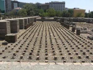 خرابه های رومی ـ تور ترکیه در آنکارا
