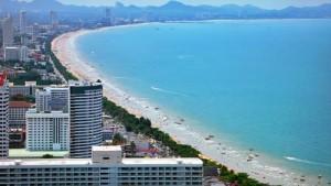 ساحل جامتین در تور تایلند