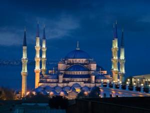 مسجد آبی ترکیه از دیدنی های تور ترکیه