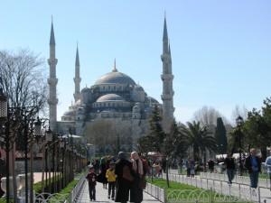 از دیدنی های تور استانبول