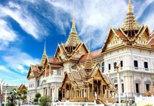 تور تایلند و جاذبه های گردشگری ـ کاخ بزرگ تایلند