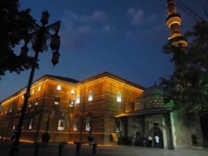 تور ترکیه در مسجد حاجی بایرام جامی
